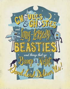 Ghoulies & Ghosties