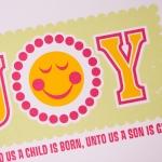 JOY Print Close Up