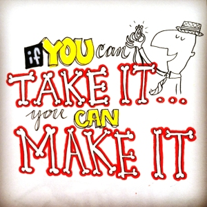 Take it Make it Sketch