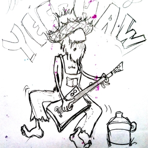Hillbilly Sketch