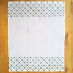 Skull and Bones Tea Towel - full
