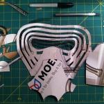 Kylo Ren Mask Build 1