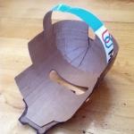 Kylo Ren Mask Build 11