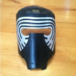 Kylo Ren Mask Build 12