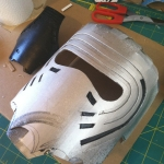 Kylo Ren Mask Build 5