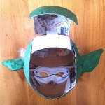 Yoda Mask Build 10