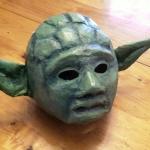 Yoda Mask Build 12
