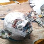 Yoda Mask Build 4