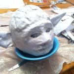 Yoda Mask Build 5