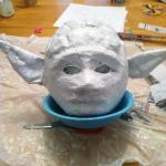 Yoda Mask Build 6