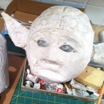 Yoda Mask Build 7