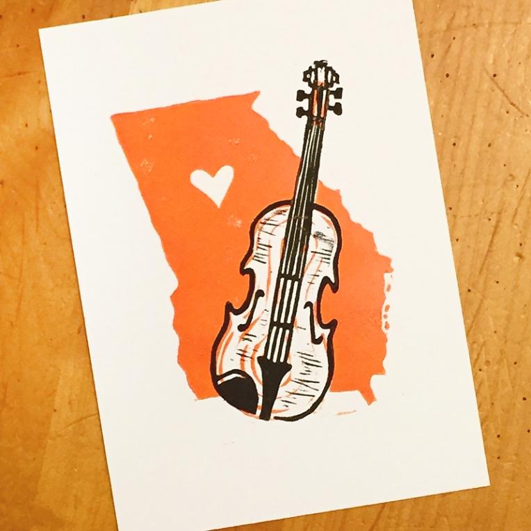 Georgia Fiddle